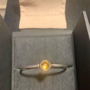 David Yurman Châtelaine® Bracelet with Citrine